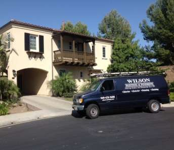 Painting a Balcony and Shutters in Irvine, CA